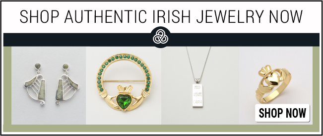 shop authentic irish jewelry