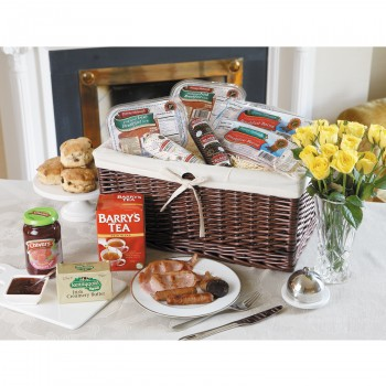 Irish breakfast hamper
