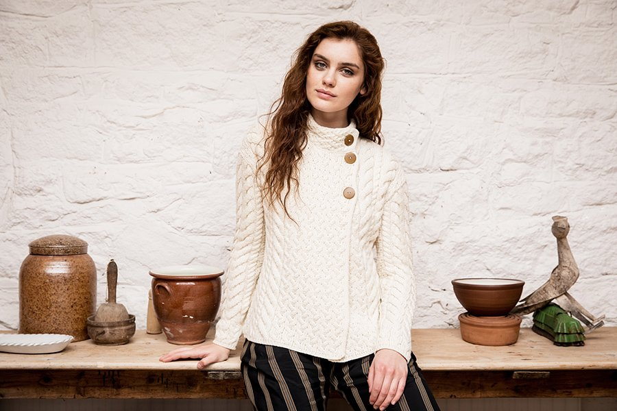 The Newgrange Cardigan
