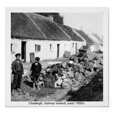 Claddagh village