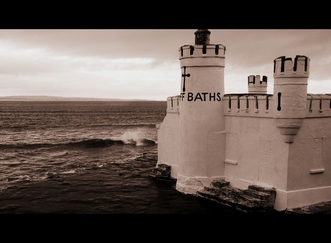 Enniscrone baths