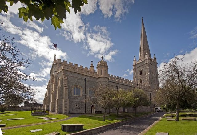 St columbs catherdral