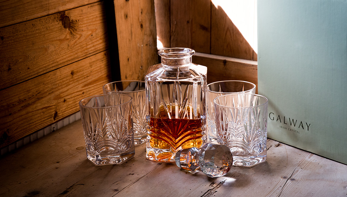 Kells Decanter Set