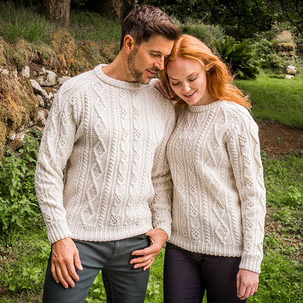 9 Things You Need To Know Before Buying An Aran Sweater The Irish