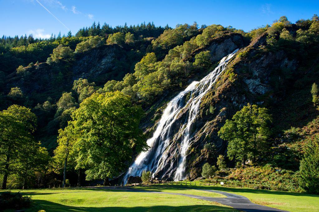 Powerscourt Waterfall