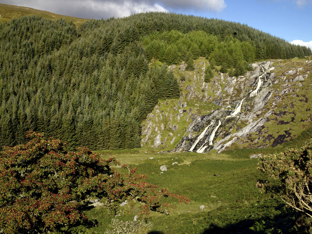 Glenmacnass Waterfall