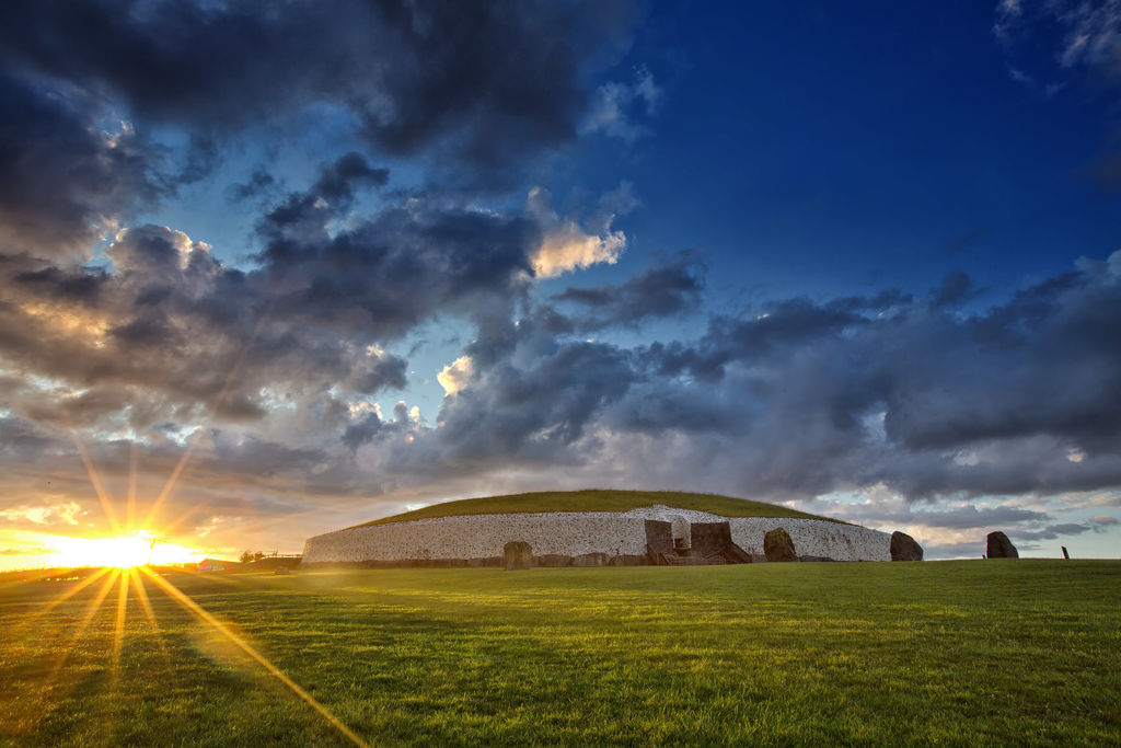 Newgrange  County Meath