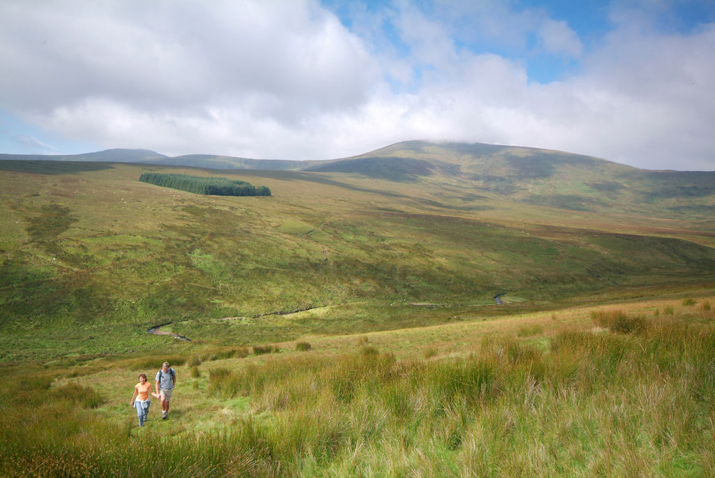 Sperrin Mountains