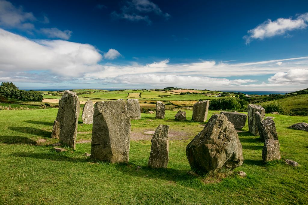 Drombeg stone circle Ancient Ireland
