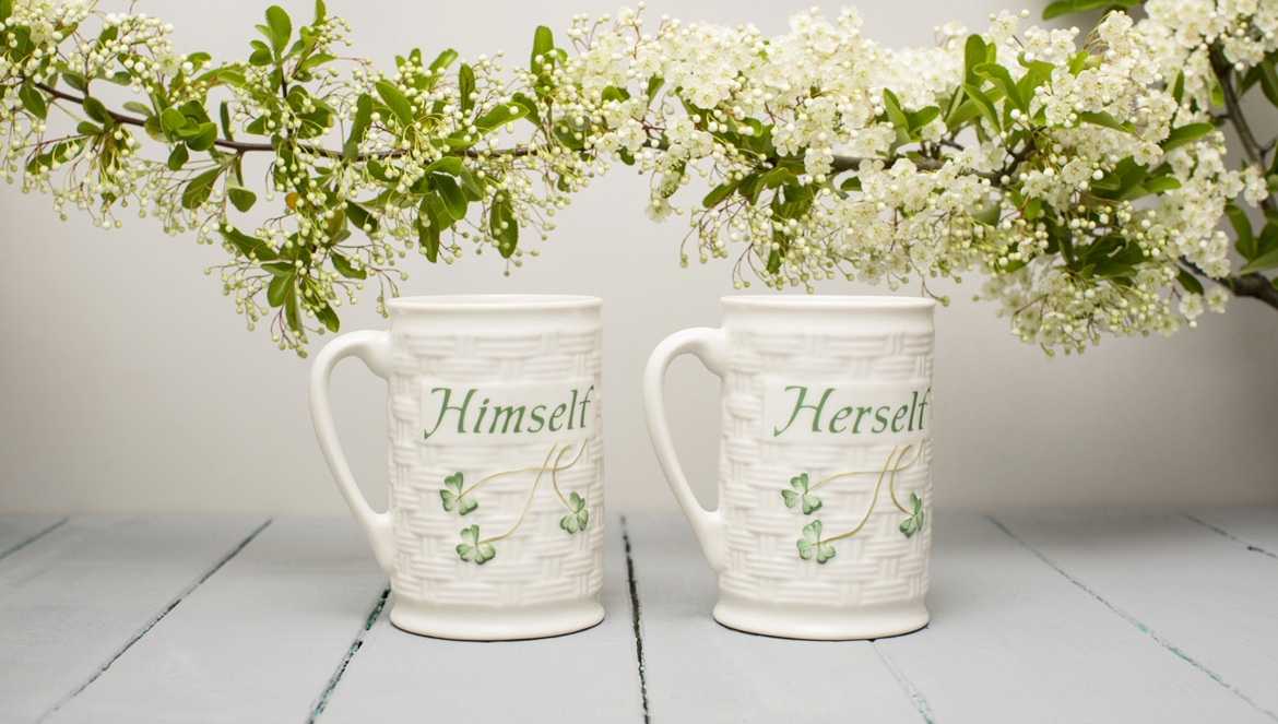 Belleek Mugs
