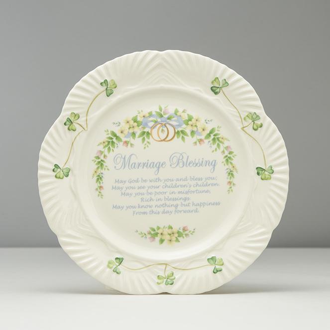 Belleek Wedding Blessing