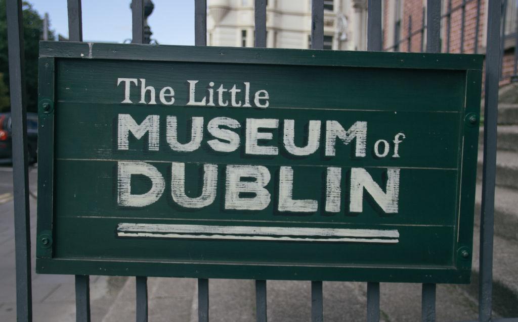 Little Museum of Dublin