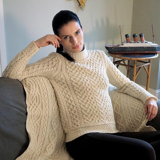 Kilcar sweater