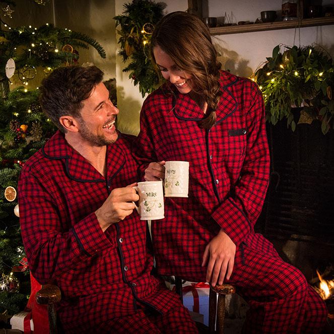 Tartan Pyjamas