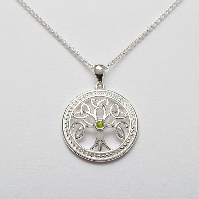 Why The Celtic Tree Of Life Is Used In Jewelry