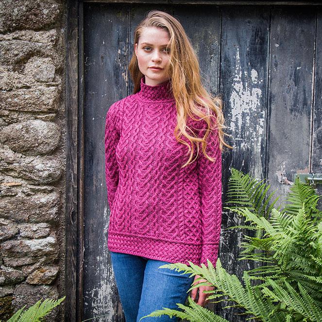Kilcar Aran sweater