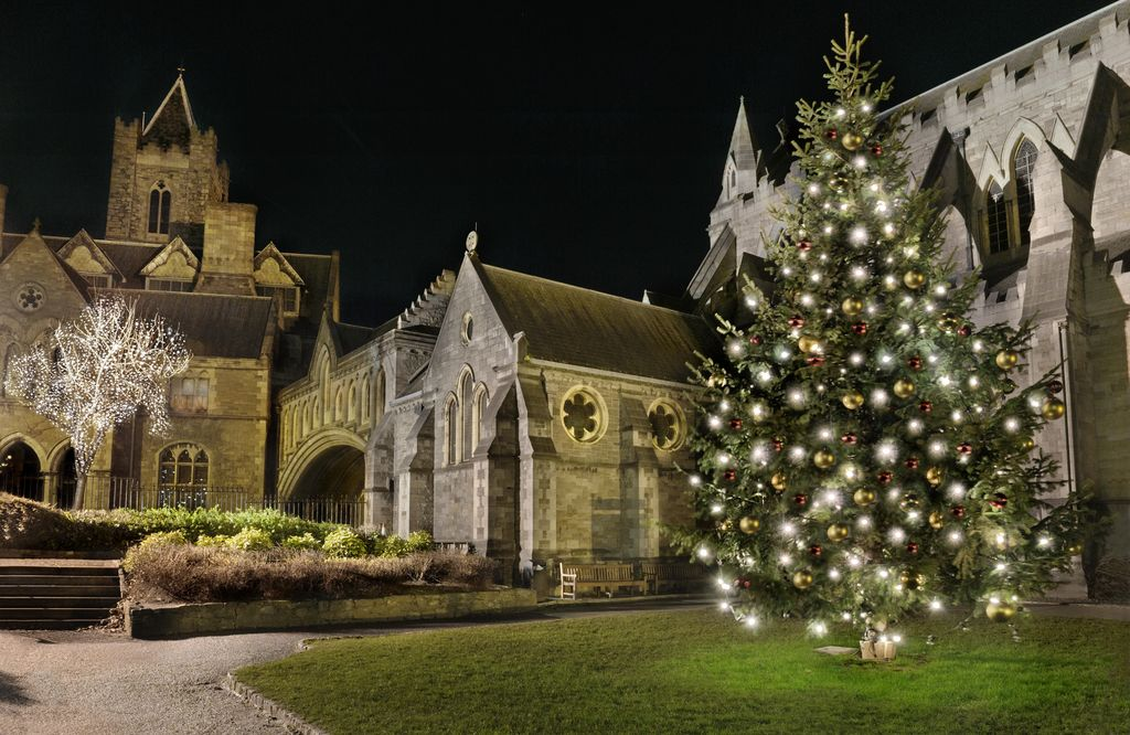 Christchurch at Christmas