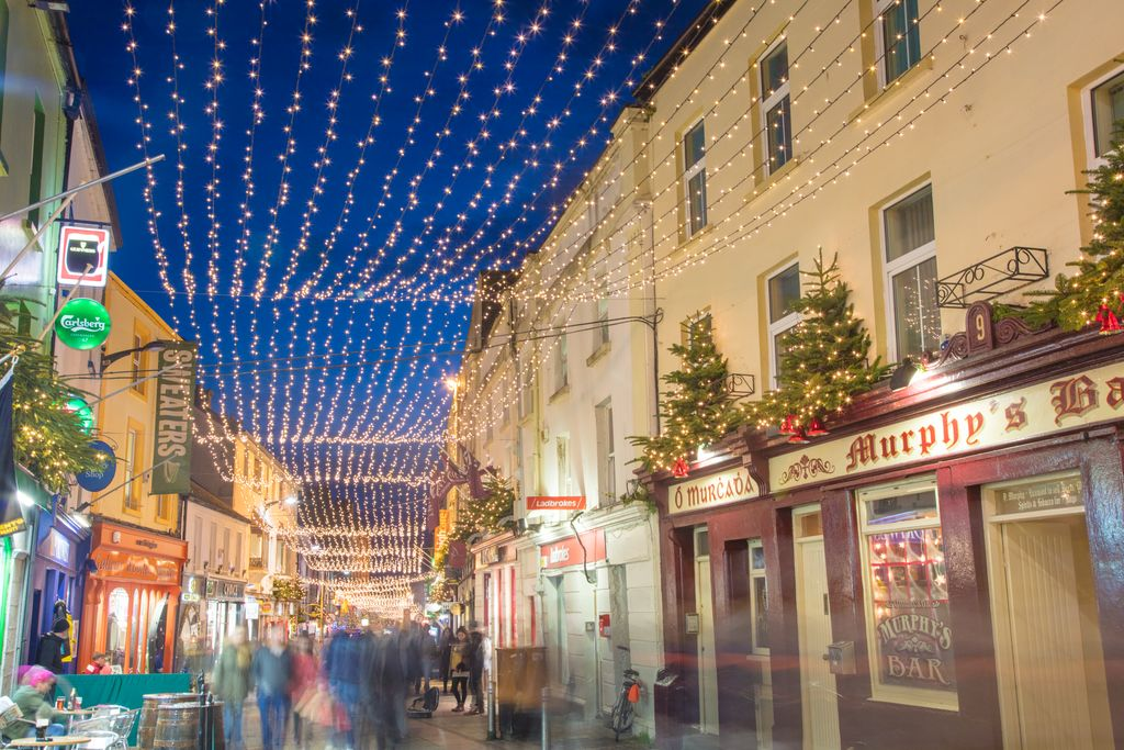 Galway at Christmas
