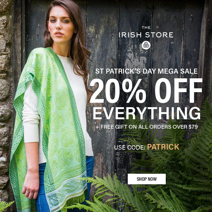 Shop at The Irish Store