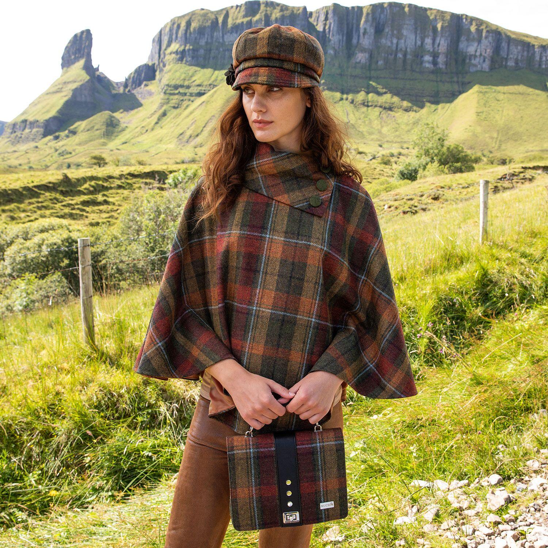 Fiona tweed bag