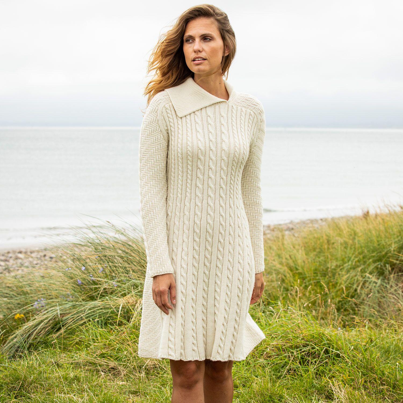 Aran dress