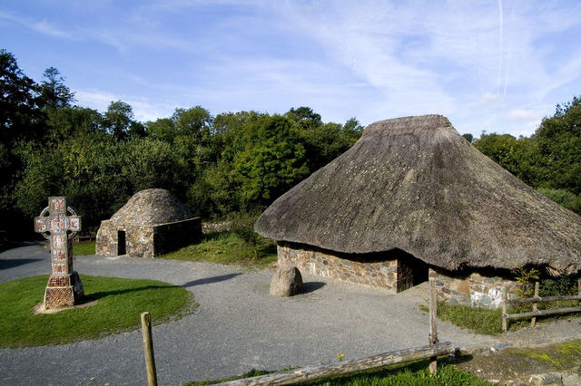 National heritage park county Wexford