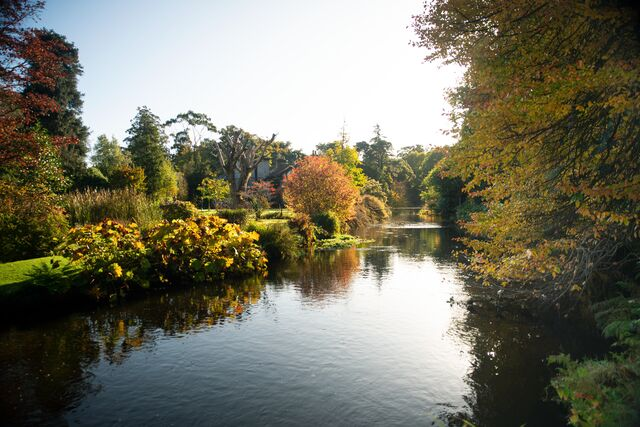 Mount Usher-county wicklow