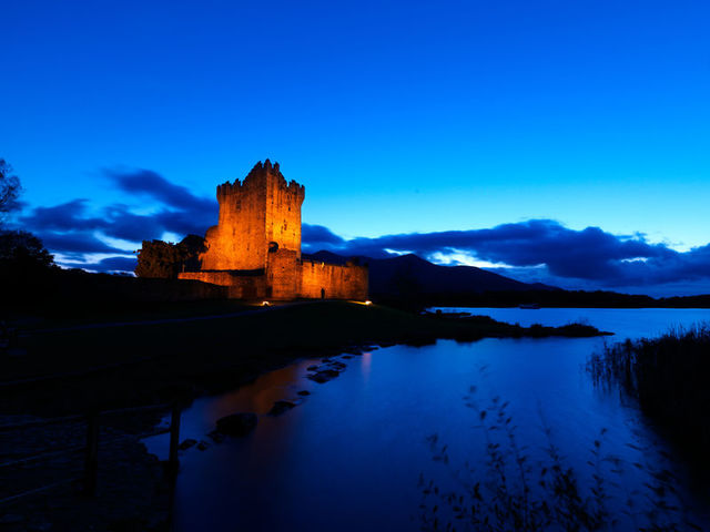 Ross Castle County Kerry