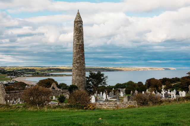 Ardmore Roundtower County Waterford