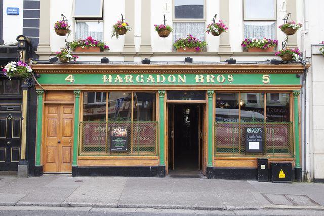 Hargadons Pub Sligo