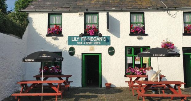 Lily Finnegans Irish pubs
