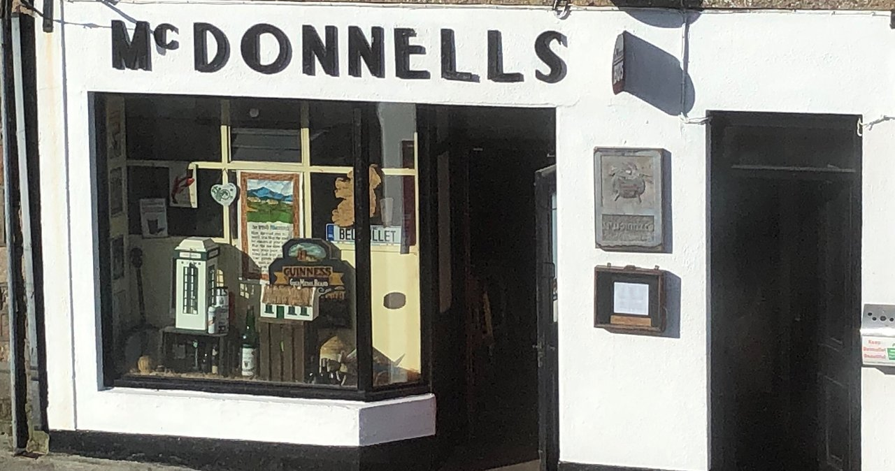 Mc Donnells Irish Pubs