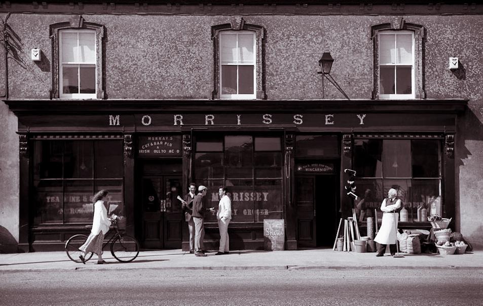 Morrissey's Irish pubs
