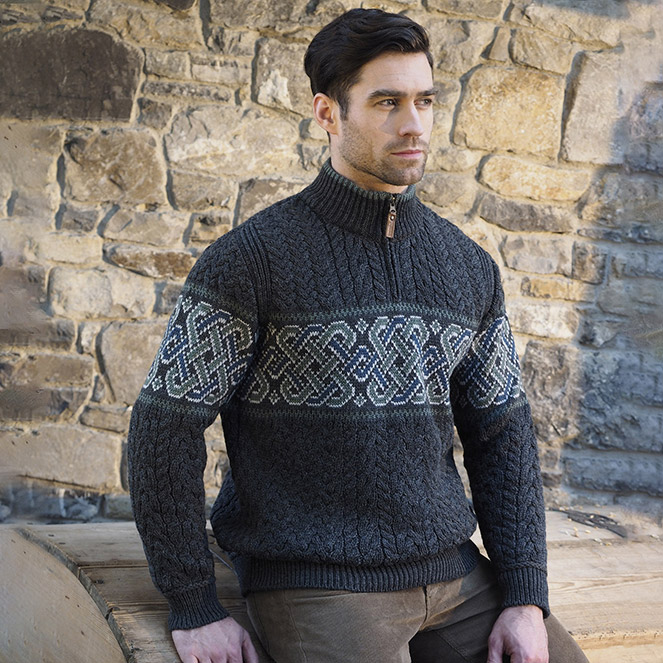 Newgrange Sweater New Season