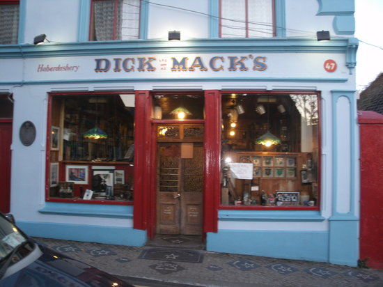 Dick macks Irish Pubs
