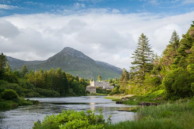 Ballynahinch Castle County Galway