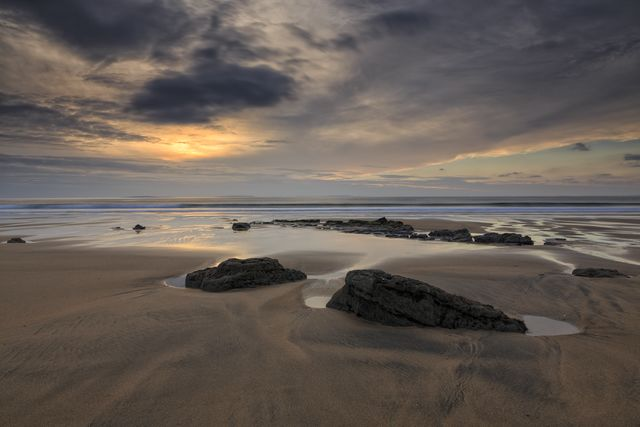 Fanore Beach County Clare
