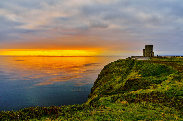 O'Briens Tower County Clare