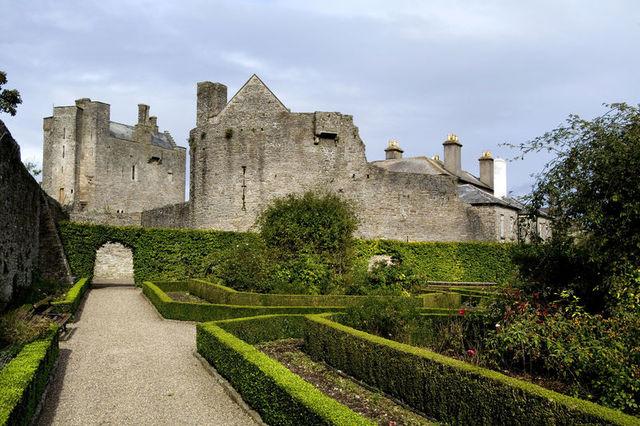 Roscrea castle County Tipperary