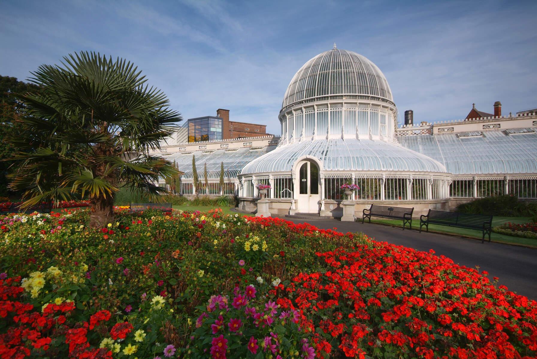 Botanic Gardens County Antrim