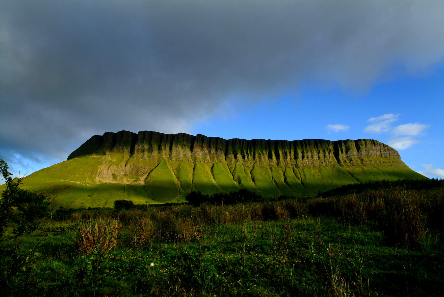 Benbulben County Sligo