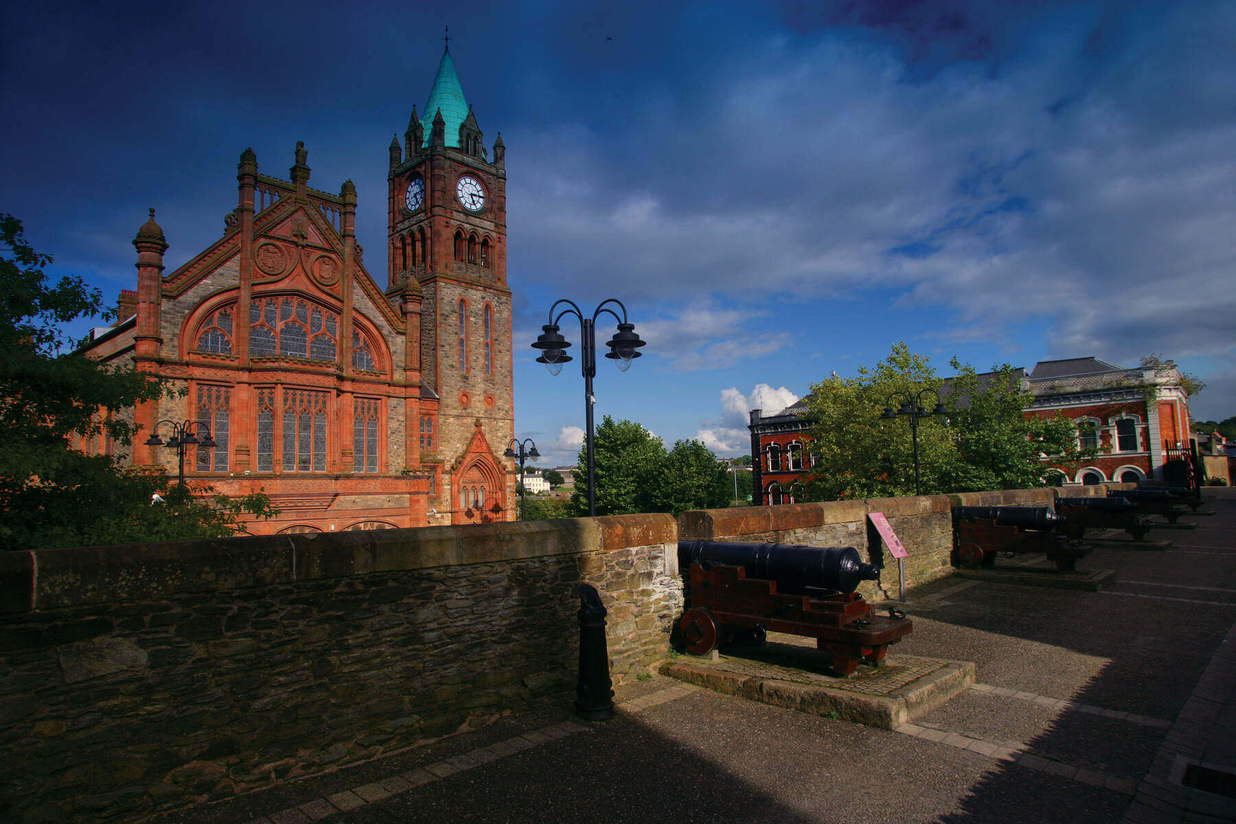 Guildhall County Derry