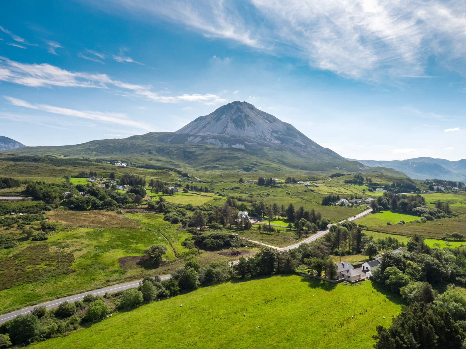 Errigal County Donegal