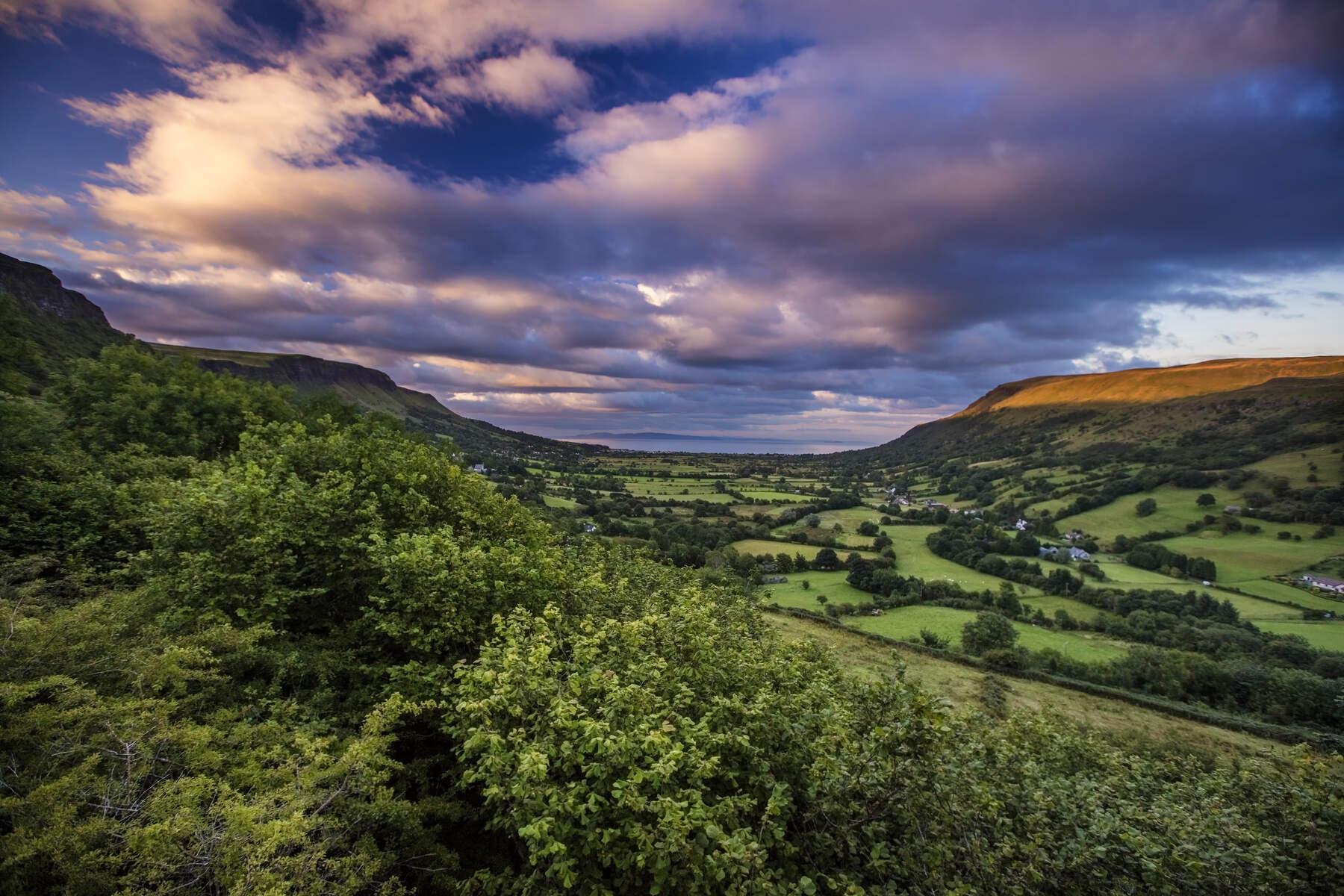 Glenariff County Antrim