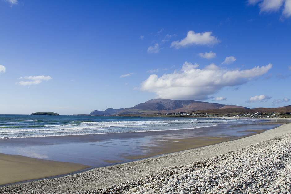 Keel Beach County Mayo