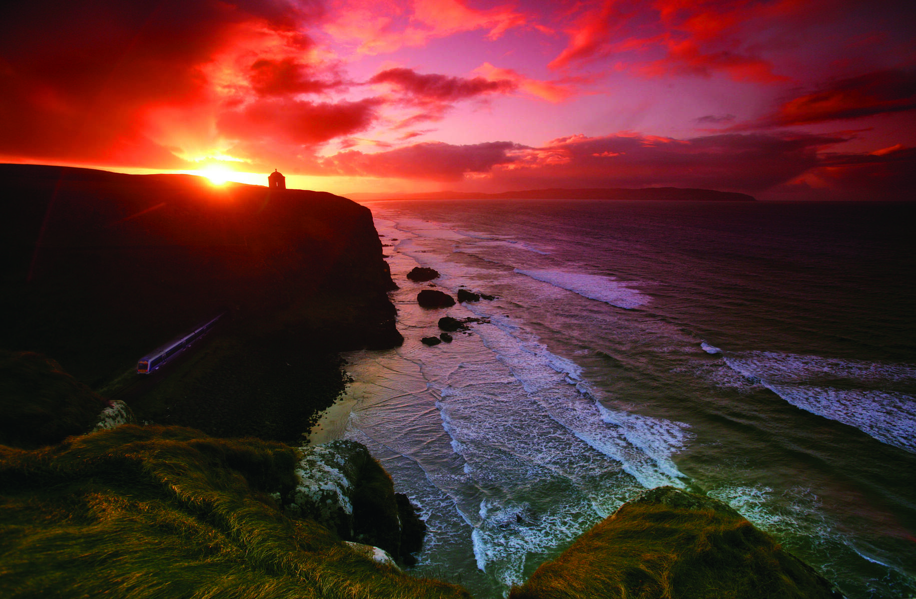 Mussenden Temple County Derry