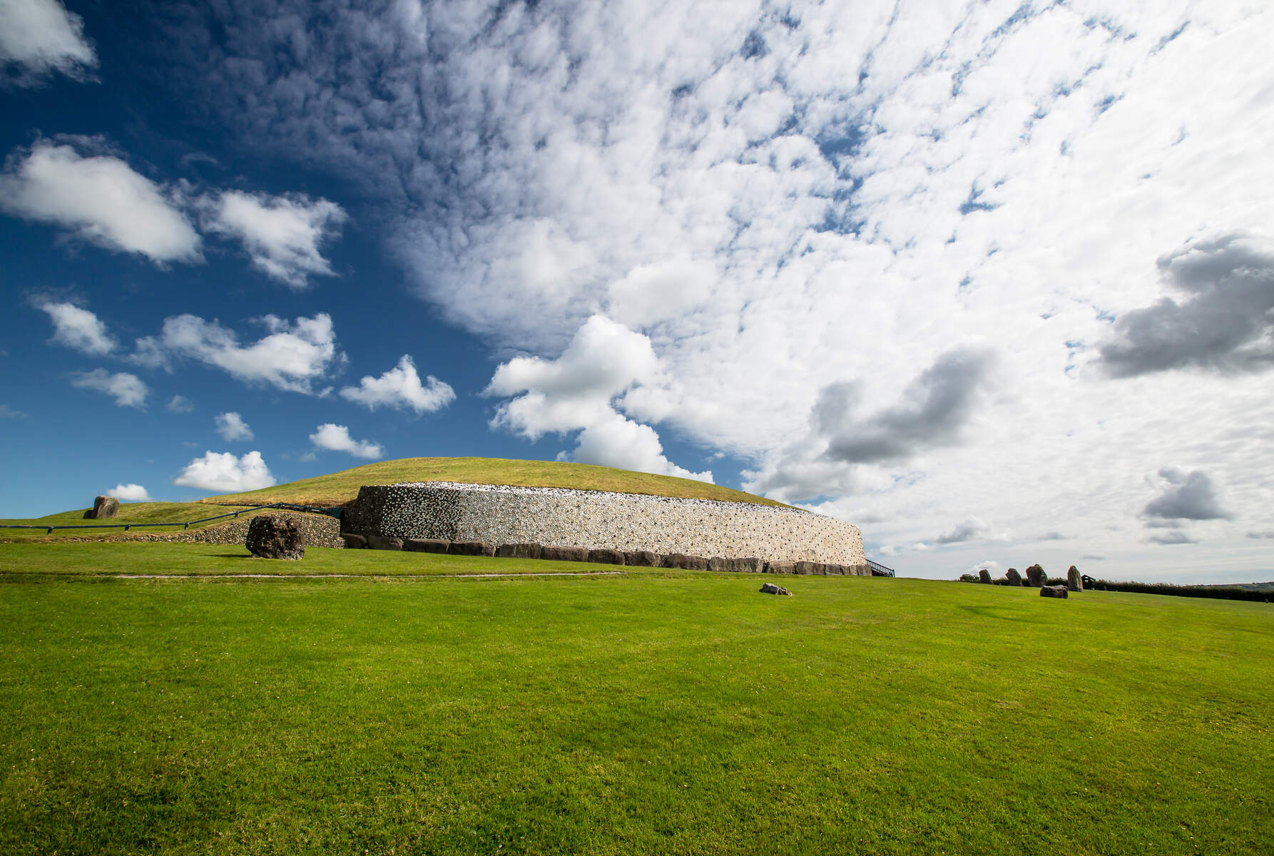 Newgrange Ancient Ireland