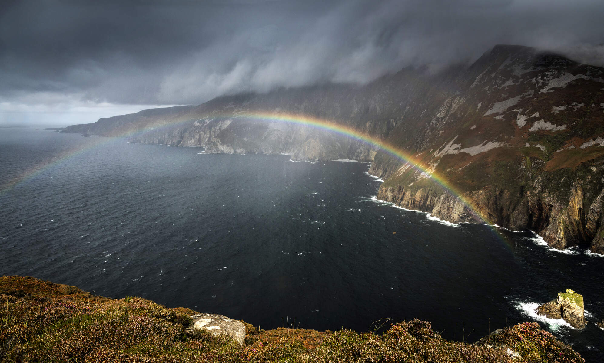 Slieve League County Donegal