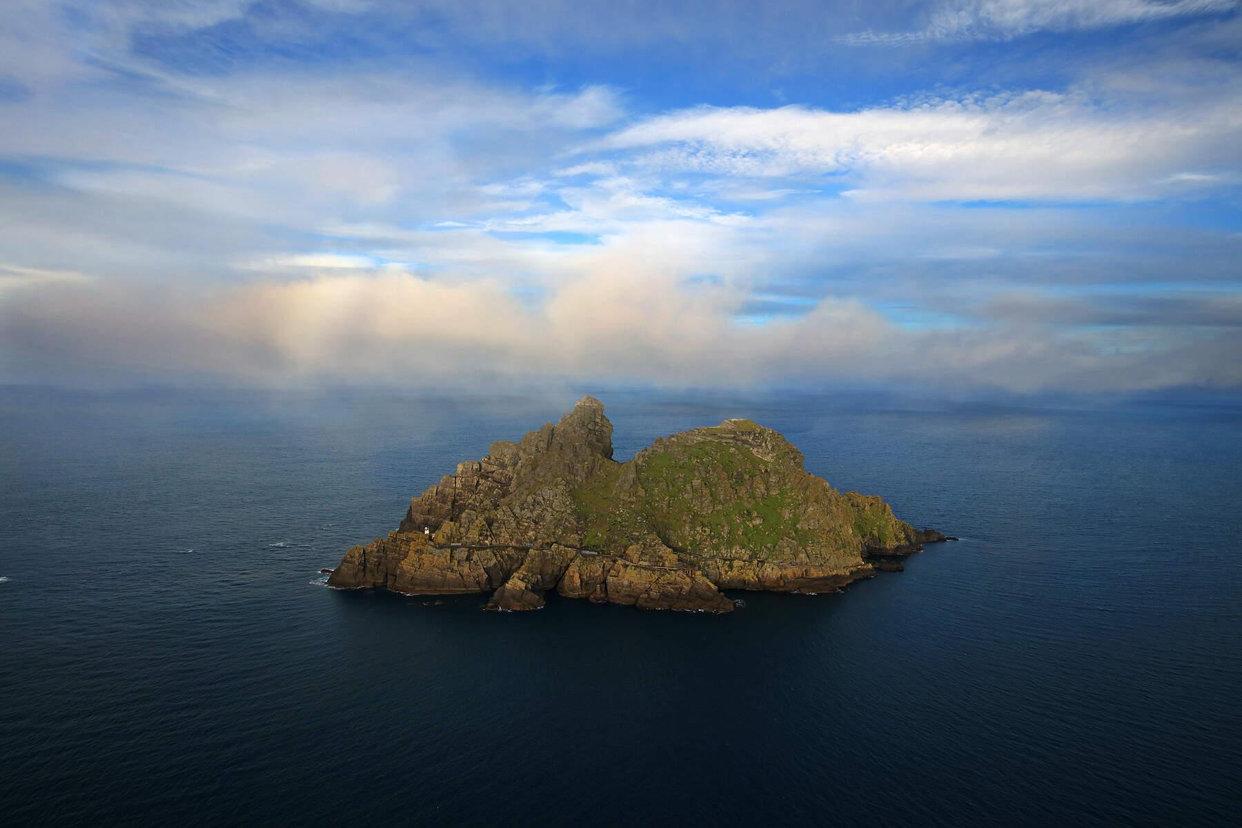 Skellig Irish movie locations