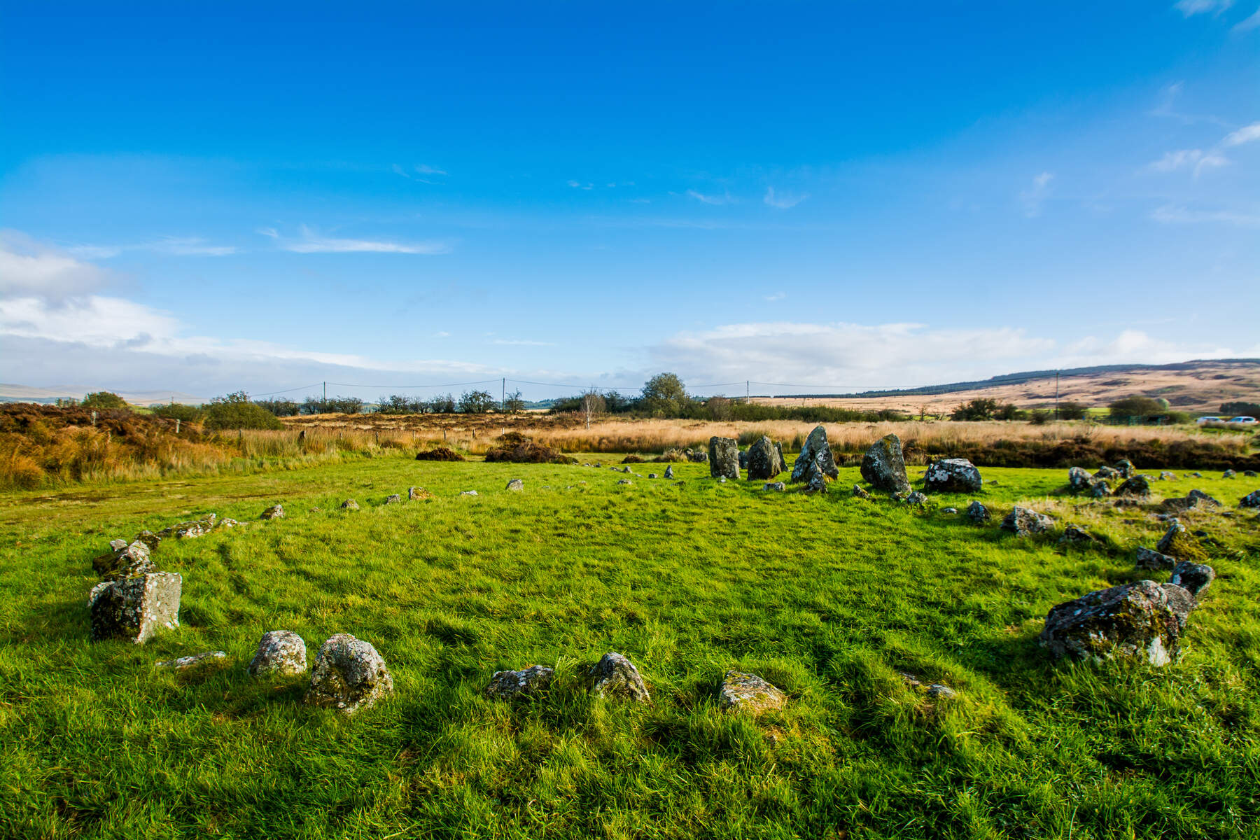 Beaghmore  County Tyrone